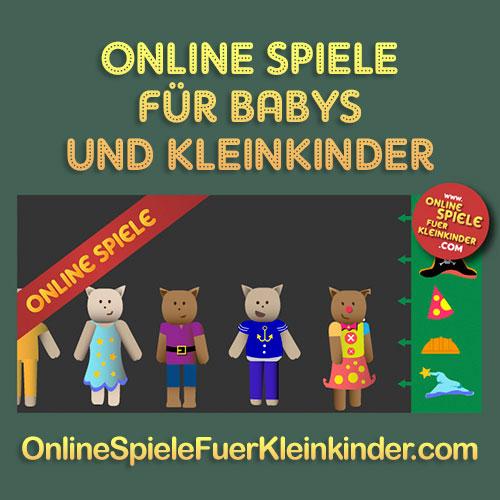 Kinderspiele Ab 3 Jahren Online