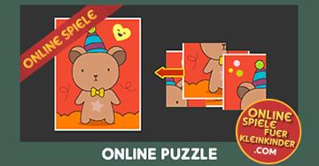 Kinderpuzzle Online Spielen